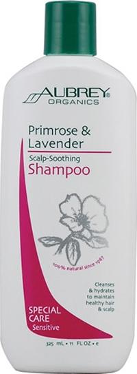 """Шампунь для чувствительной кожи головы """"Примула и лаванда"""" от Aubrey Organics фото 1"""
